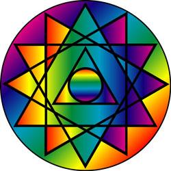 !cid_mandala multicolor
