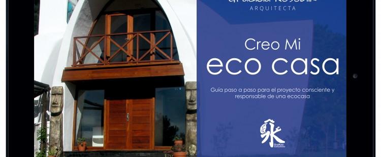 """Libro: """"Creo mi Eco Casa"""""""
