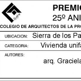 Premio CAPBA 2011