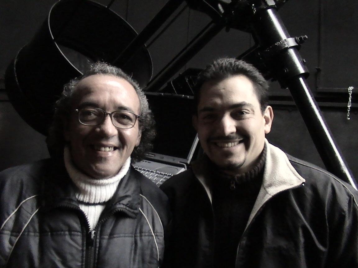 Alejandro Villaverde- Walter Torbay Desde la astronomía y la Energia Libre, sus contribuciones son Inigualables!