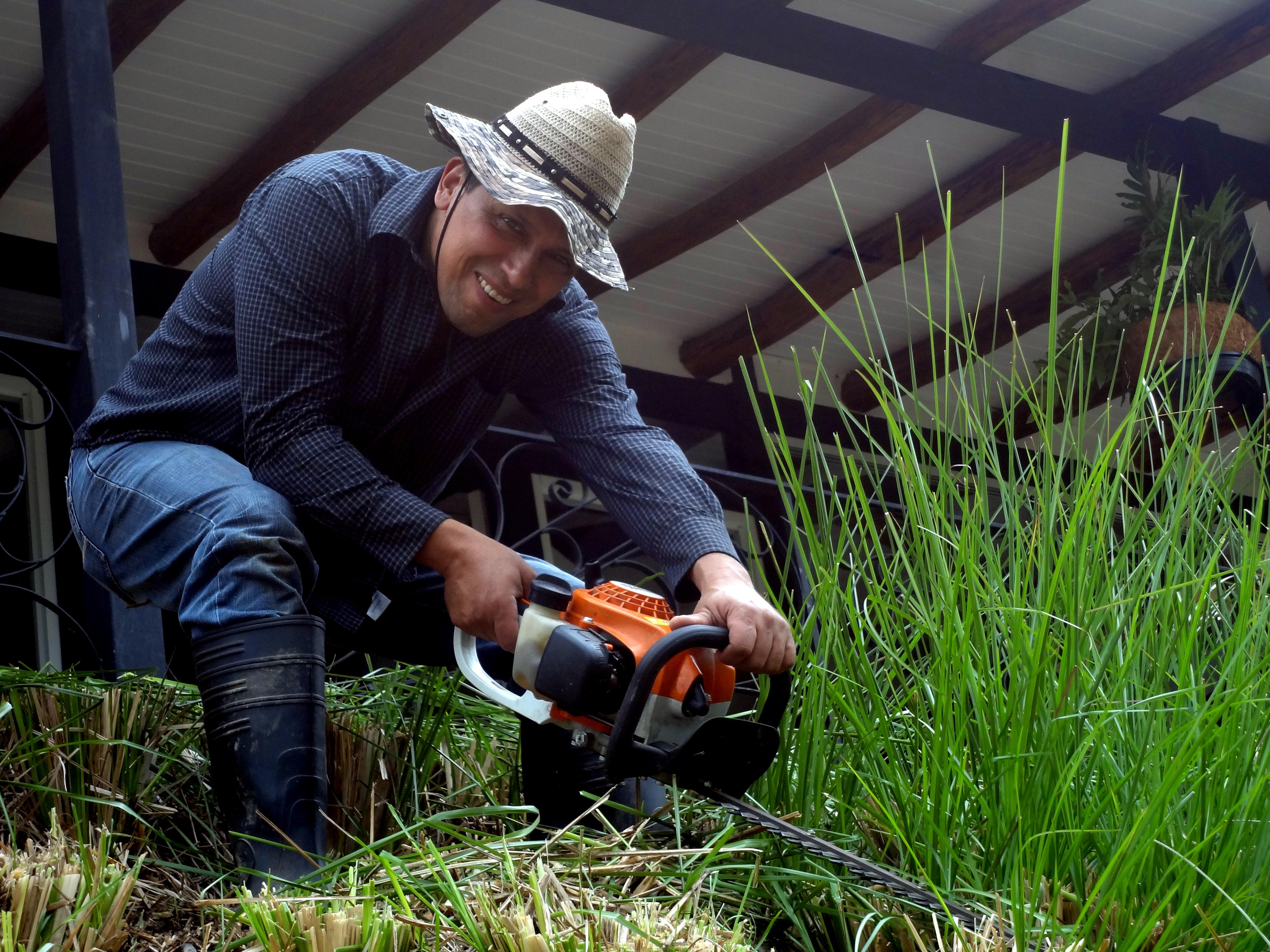 Favio Galavis San Cristóbal, Venezuela, se enorgullece de tenerte por tus abejas y  tus trabajos con el vetiver, nosotros, como amigo .