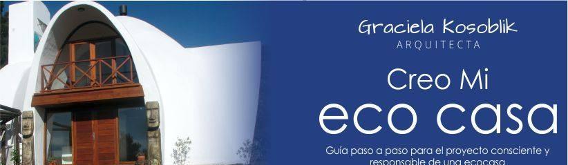 Lanzamiento del libro ECOCASAS