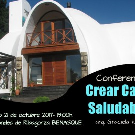 Conferencia en Benasque, España