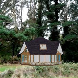 Casa octogonal GY